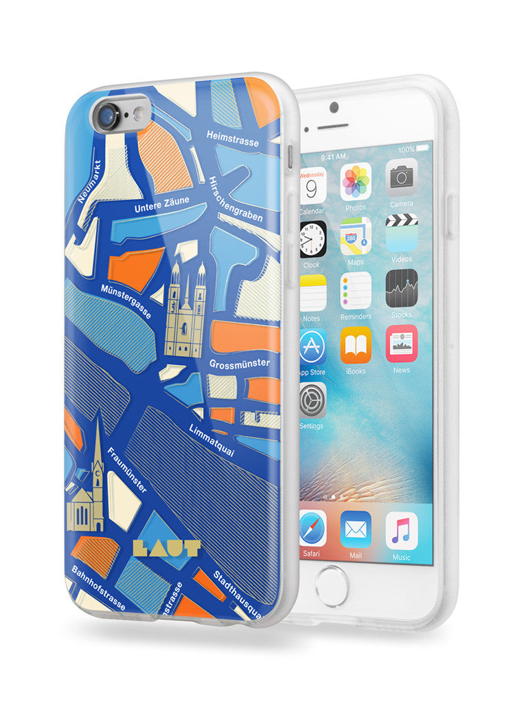 LAUT-NOMAD Zurich-Case-For iPhone 6 series