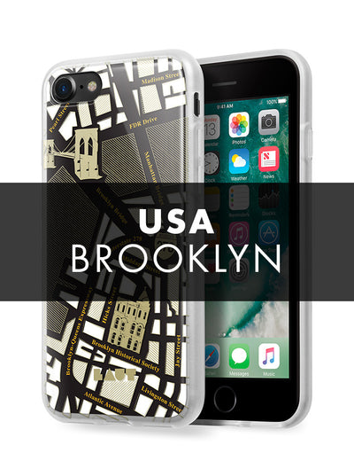 LAUT-NOMAD Brooklyn-Case-For iPhone 7 series