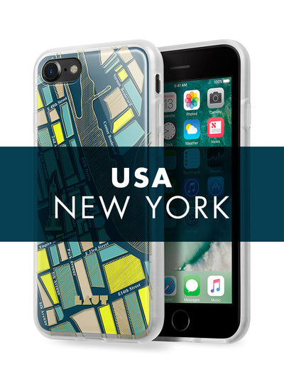LAUT-NOMAD New York-Case-For iPhone 7 series