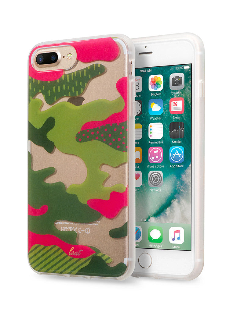 the best attitude b68f8 60ea7 POP-CAMO for iPhone 8/7/6s/6 Plus