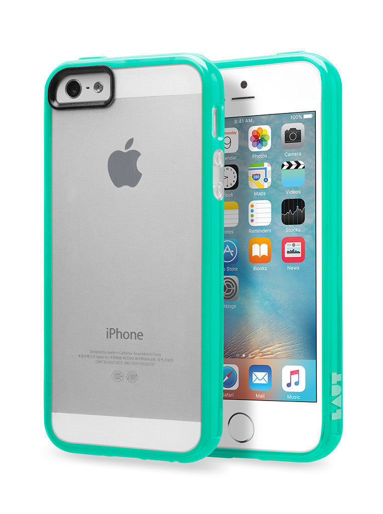 LAUT-RE•COVER for iPhone SE-Case-For iPhone SE / iPhone 5 series
