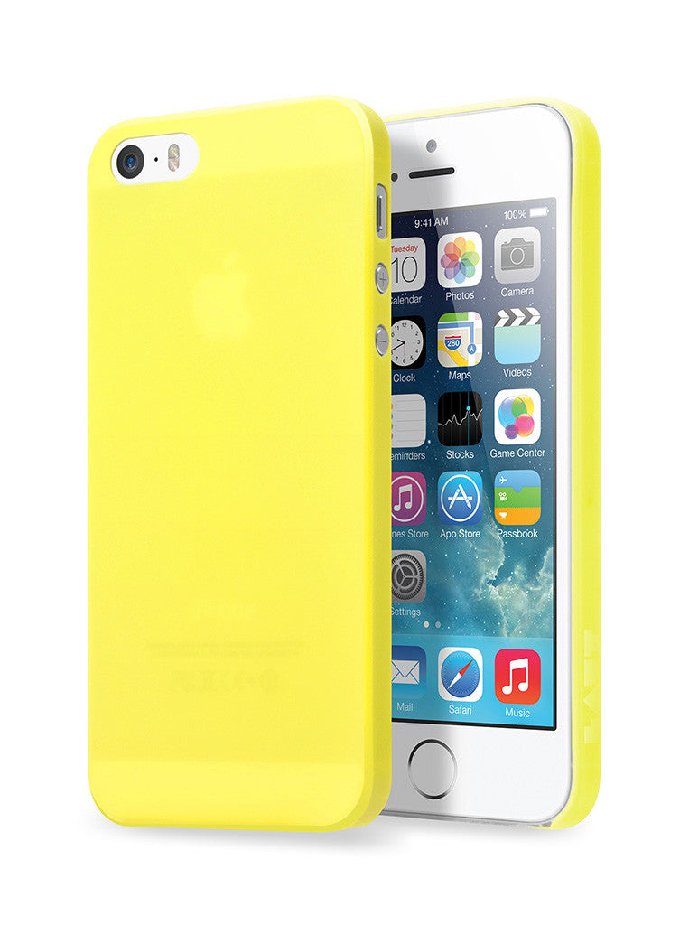 LAUT-SLIMSKIN for iPhone SE-Case-For iPhone SE / iPhone 5 series