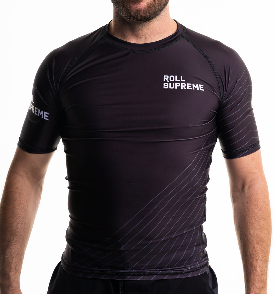 Groove - Short Sleeve Rash Guard
