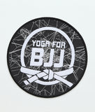Yoga for BJJ Patch