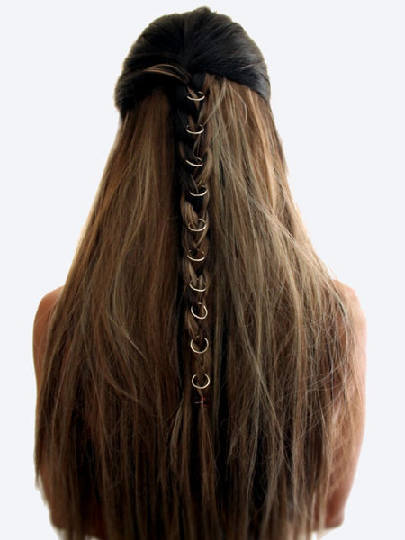 Drizzle Jewellery - Hair Chains & Rings, [product_name]