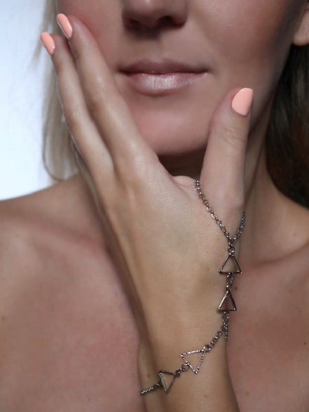 Drizzle Jewellery - Hand Chains, [product_name]