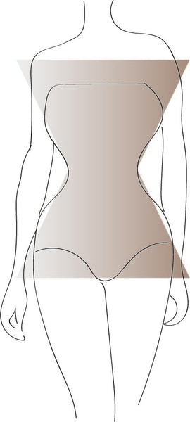 Body Shapes - Hourglass