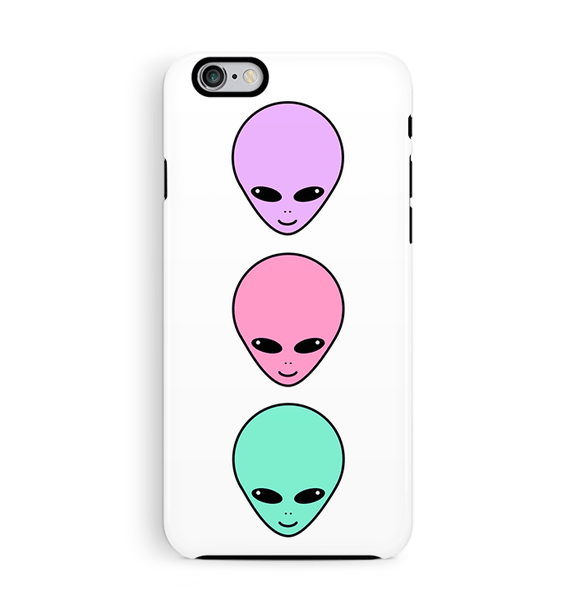Aliens iPhone 6 6S Case Tough Dual