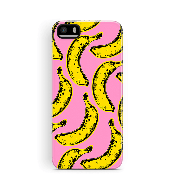 Pop Art iPhone 5S 5 SE Case Tough Pink