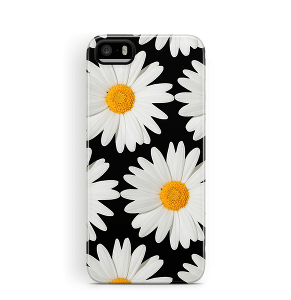 Daisy iPhone 5S 5 SE Case Tough Floral