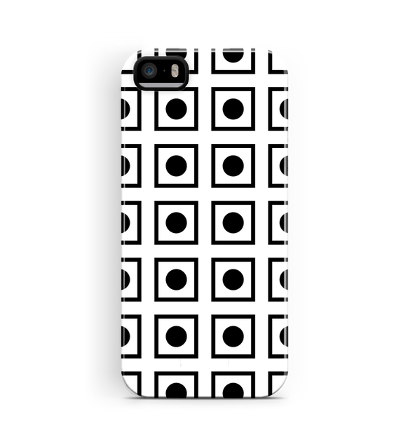 Dominos iPhone 5S 5 SE Case Protective Tough