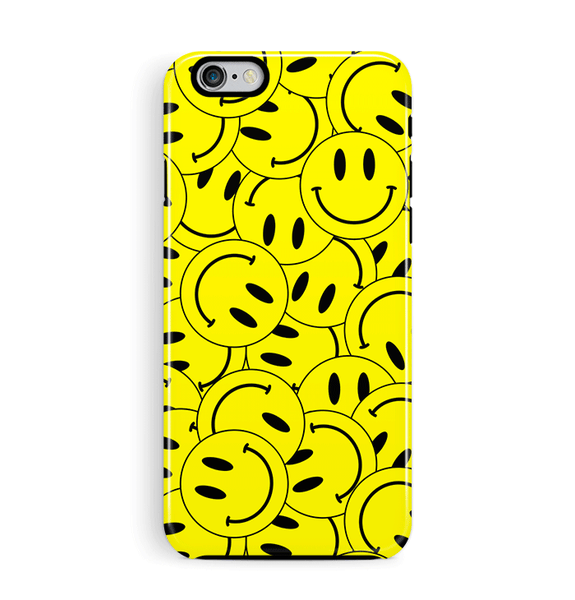 Smiley Face iPhone 6 6S Case Tough