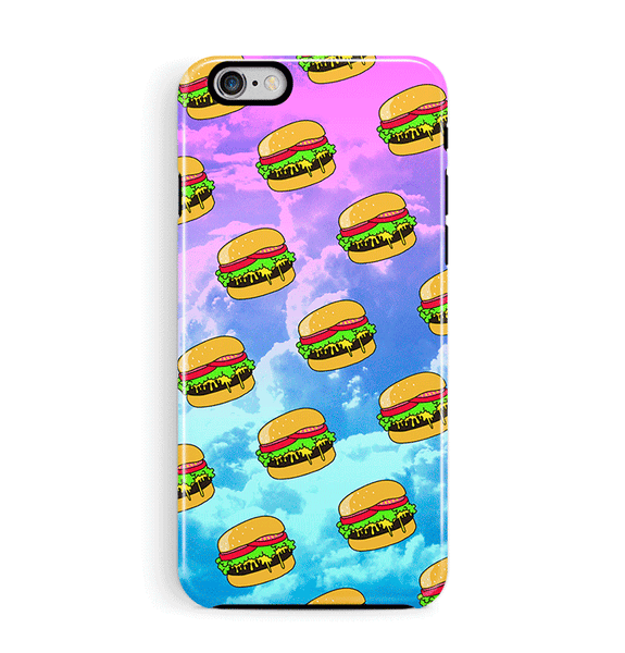 Burger iPhone 6 6S Case Tough