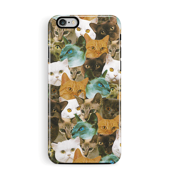 Cat iPhone 6 6S Case Tough