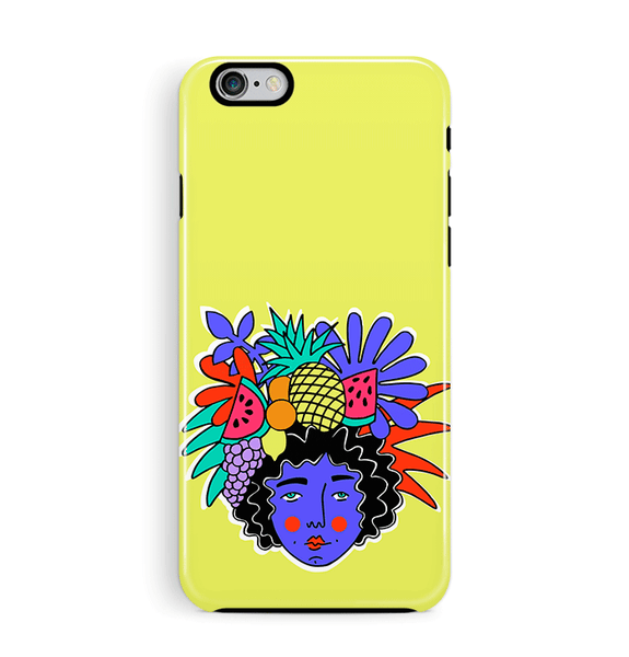 Fruit iPhone 6 6S Cover Tough