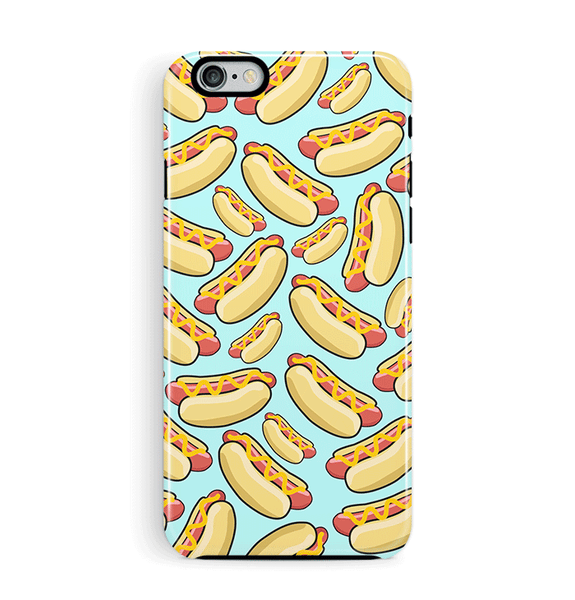 Hot Dog iPhone 6 6S Case Tough