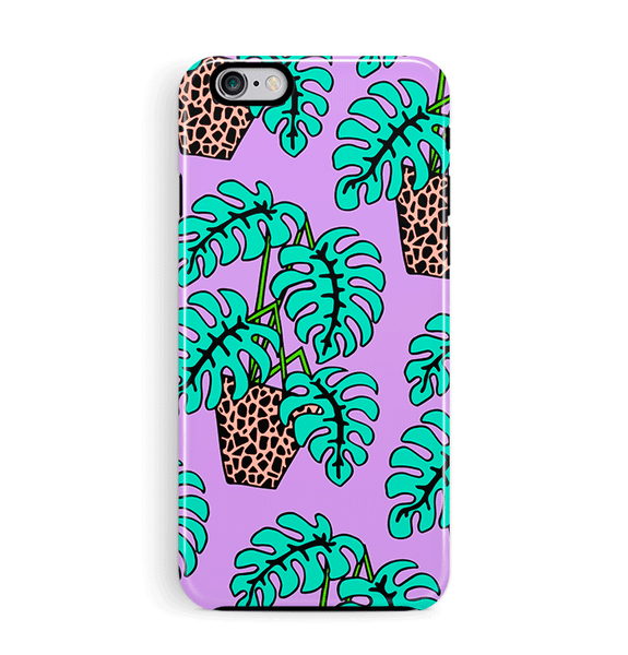 Plant Pots iPhone 6 6S Case Tough