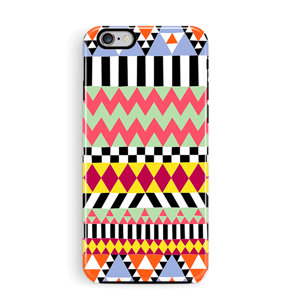 Tribal iPhone 6 6S Case Tough Aztec