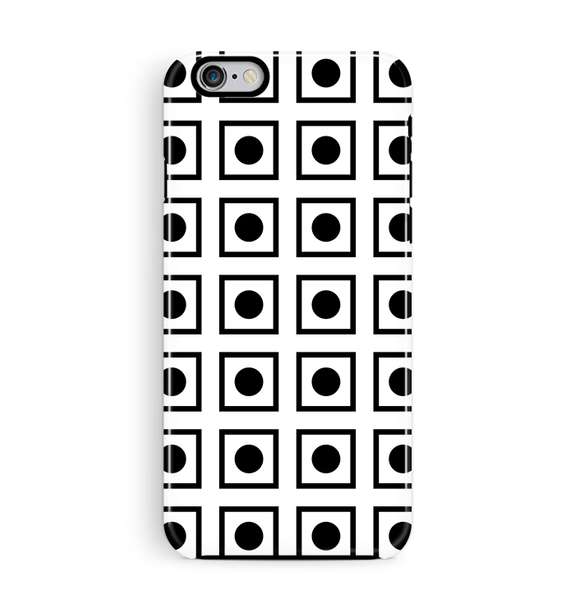 Domino iPhone 6 6S Case Dominoes Pattern