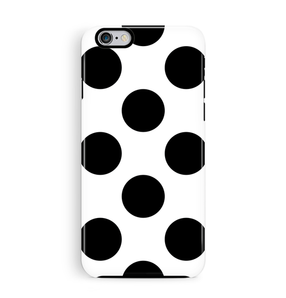 Big Polka Dot iPhone 6 6S Case Tough
