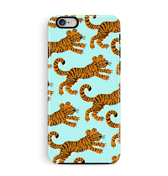 Tiger iPhone 6 6S Case Tough