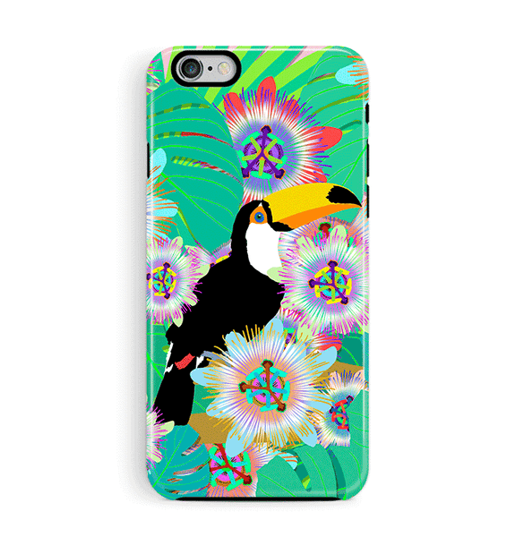 Toucan iPhone 6 6S Case Tough