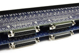 CTP96D25P Bantam Patchbay, Palladium Contacts, Rear D-Sub Connector