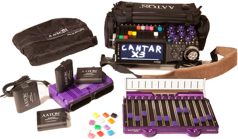 Aaton Cantar X3 Digital Audio Receorder