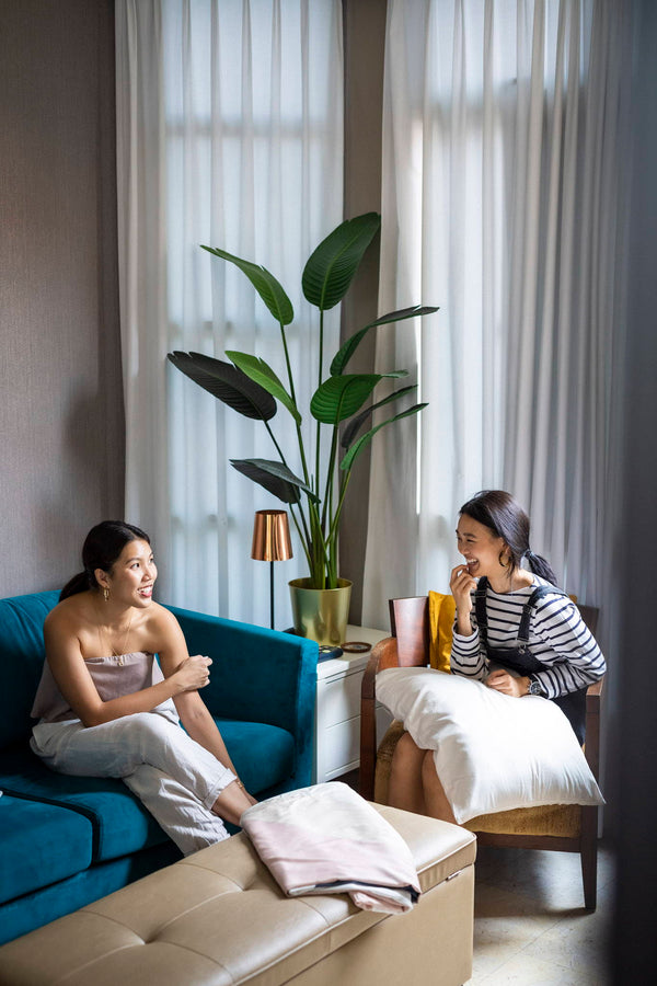 Pillow Talk: Gabriela Lim & Serena Chan of Oh, Culture