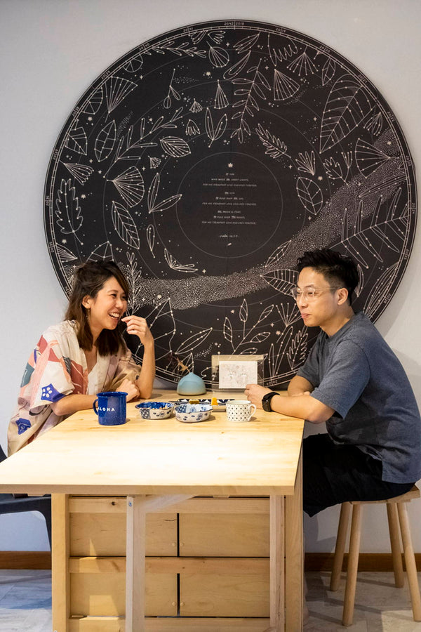 At Home with Ryan & Shermeen Tan of OuterEdit