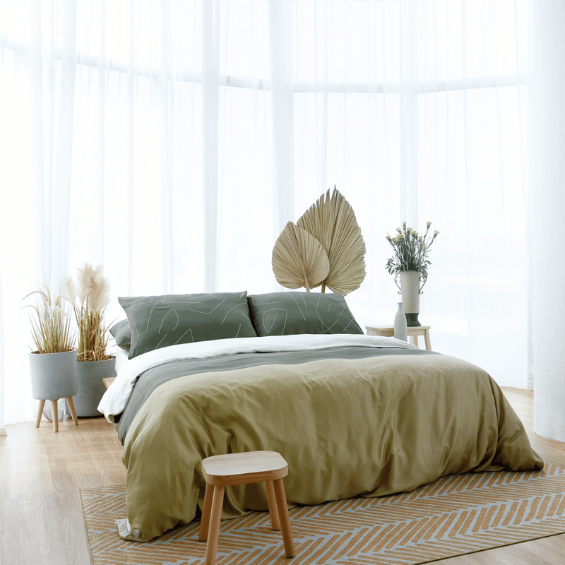 Provenance Bamboo Pillowcase Pair