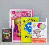 Clear Cellophane Greeting Card Bags