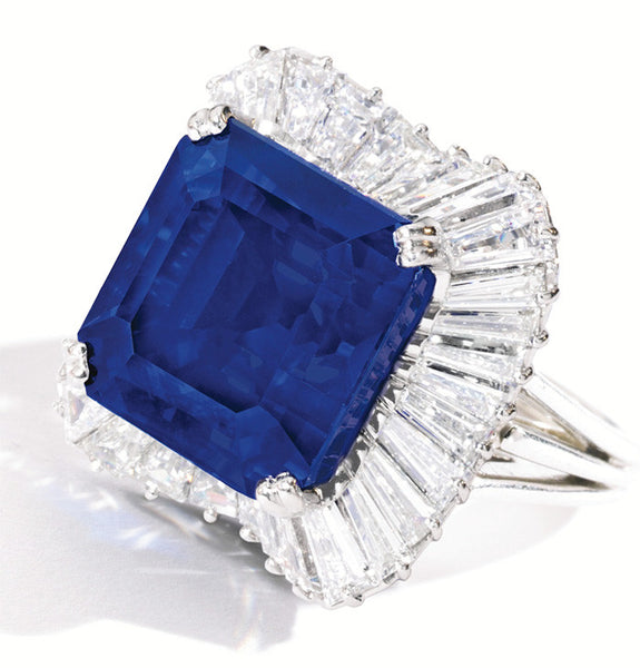 The Most Expensive Sapphire