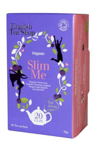 Thé Vert Bio SLIM ME - Cheese Naan by Curry Street
