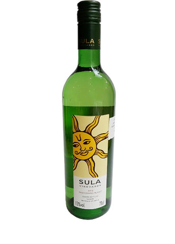 Vin Indien Sauvignon blanc - Cheese Naan by Curry Street