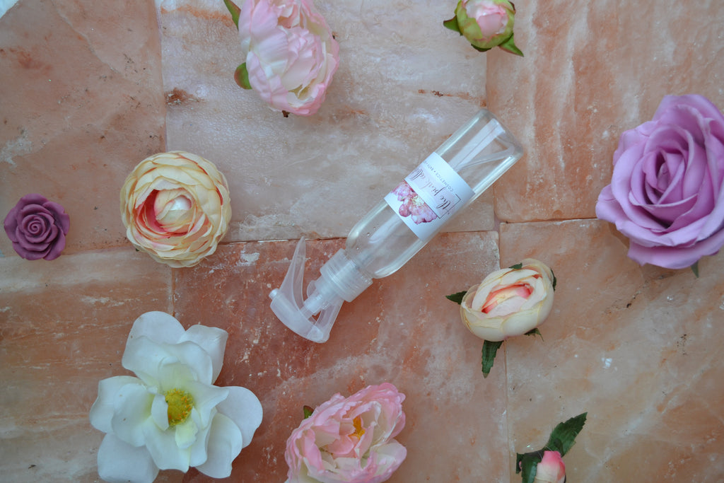 Review on our Facial mist from thefoxymomager