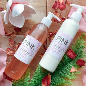 Hand & Body Wash & Lotion Duo