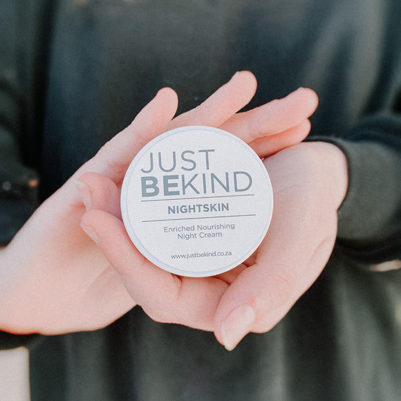 Just Be Kind - Nightskin - Enriched Night Time Moisturizer