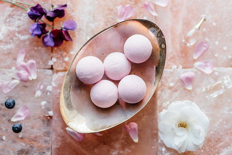 Designer Fragrances - 6 Bath Bombs