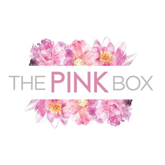 The Pink Box - January - Pre Order