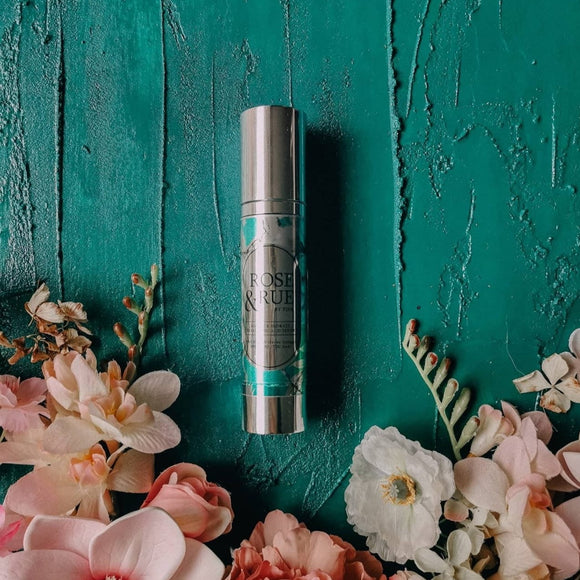 Rose & Rue - Nourish & Repair CBD Moisturizer