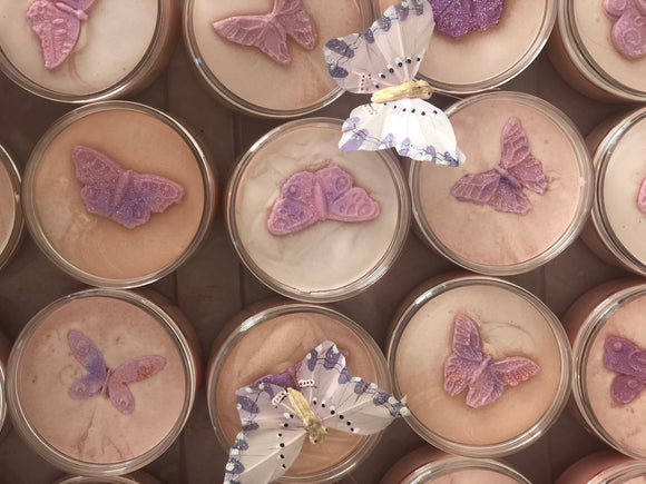 LTD Birthday edition- Brush and sponge cleaner- Butterfly kisses