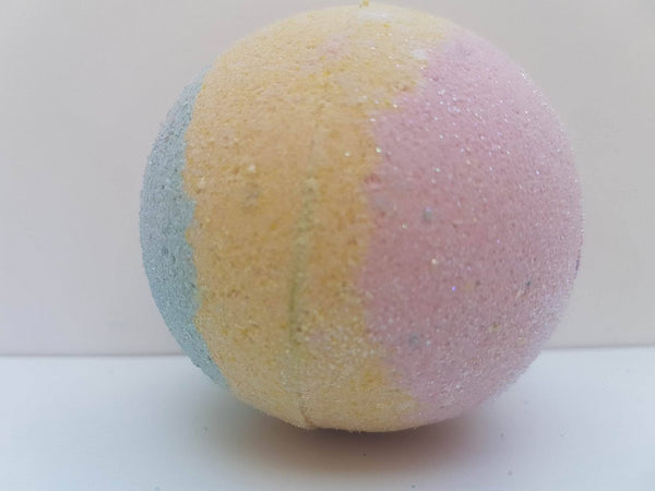 Giant bath bomb- Unicorn