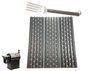 "Grill Grate (18.8"") For SILVERBAC -- Free Shipping"
