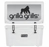 Grilla Grills 60qt cooler in white