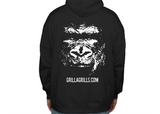 grilla grill Hoodie back