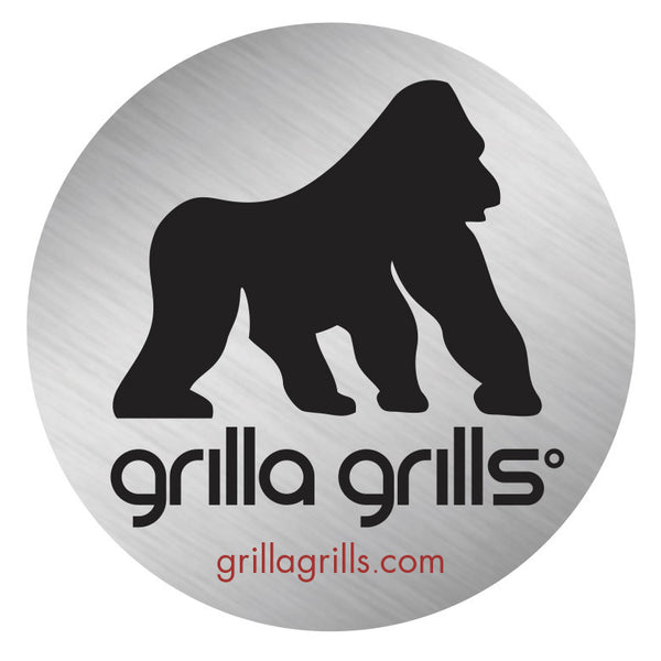 Grilla Grills Sticker