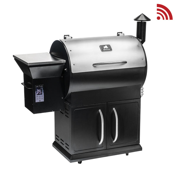 Silverbac Alpha Connect Wood Pellet Grill