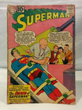 Rare Superman #149 (DC Comics, 1961) Good/Very Good Condition ,comic Book - Odd MoFo