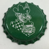 Vintage Mountain Dew Hillbilly Bottle Cap Magnet